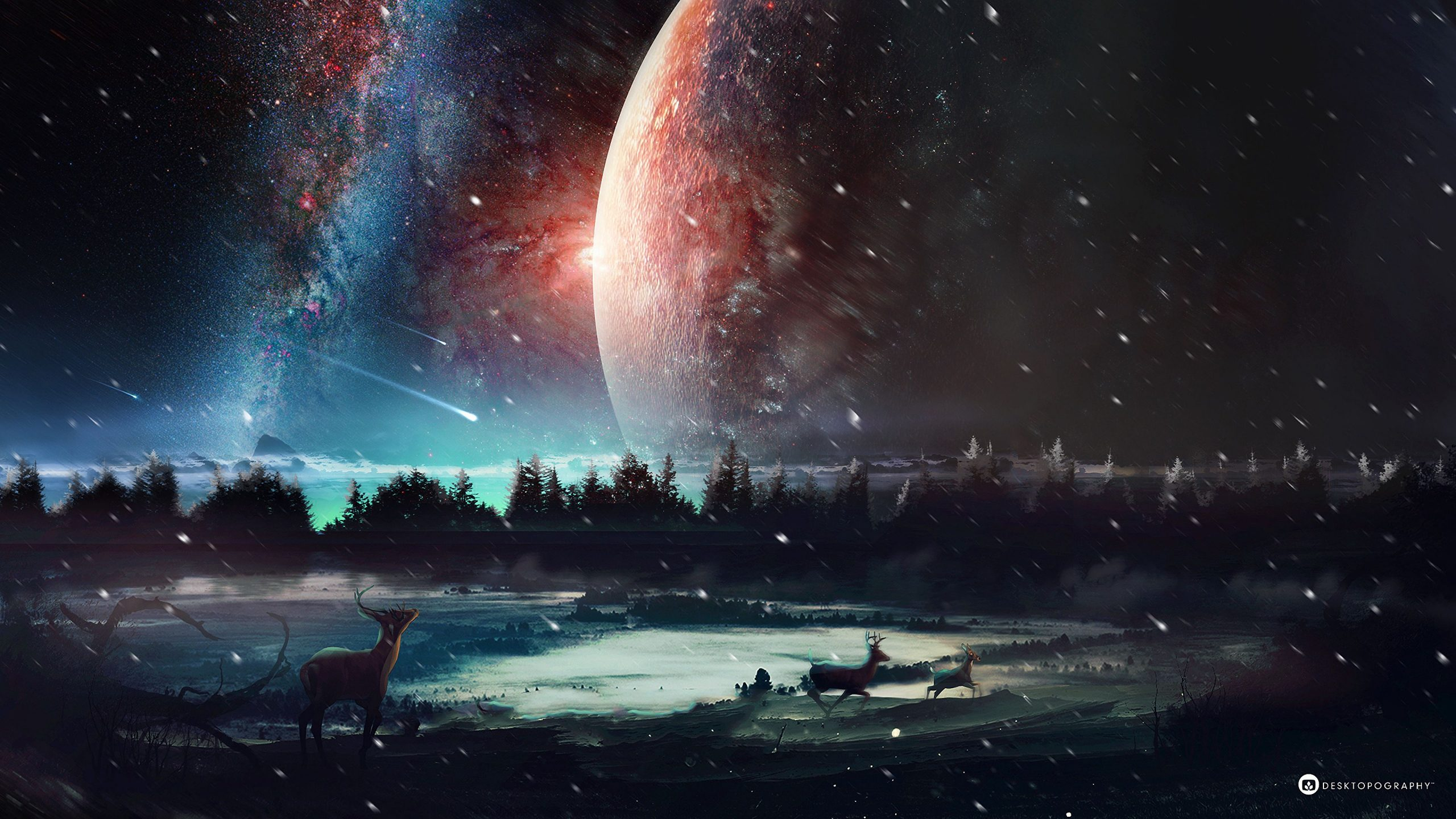 Full collection of super nice Fantasy 4K 3D live wallpaper for android mobile free download. An extraordinary fantasy world will appear before your eyes.