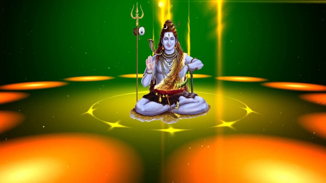The Mighty God Lord Shiva 4K Images Download For PC