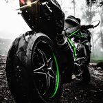Superbike Kawasaki H2R Wallpaper Full HD For Biker