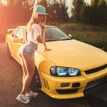 Cool GTR Wallpapers Nissan Skyline Wallpaper iPhone Free Download