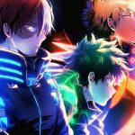 Wallpaper Gambar Anime Todoroki The Most Standard Just For You